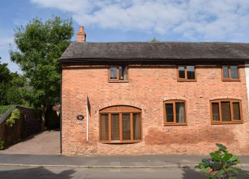 Thumbnail 3 bed barn conversion for sale in Main Street, Bruntingthorpe, Lutterworth