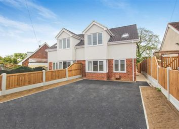 Thumbnail 3 bed property for sale in Church End Lane, Wickford, Essex
