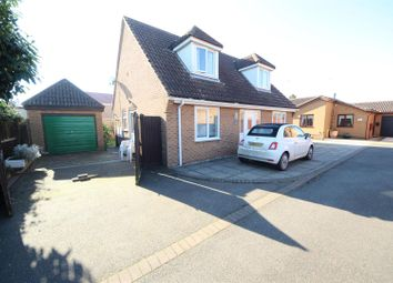 Thumbnail 4 bedroom detached house for sale in Windmill Street, Whittlesey, Peterborough