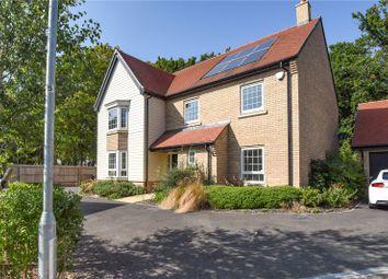 Thumbnail 5 bed detached house for sale in Isabel Drive, Elsenham, Bishop's Stortford