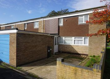 Thumbnail 3 bed end terrace house to rent in Cleveland Close, Basingstoke