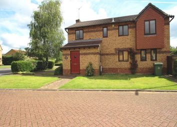 Thumbnail 4 bed detached house to rent in Dovedale, Luton