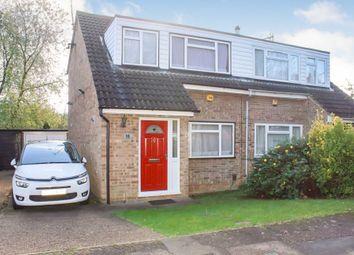 Thumbnail 3 bed semi-detached house for sale in Arkley Road, Hemel Hempstead