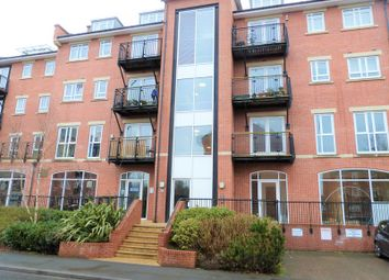 Thumbnail 1 bed flat to rent in Mill Green, Congleton, Cheshire