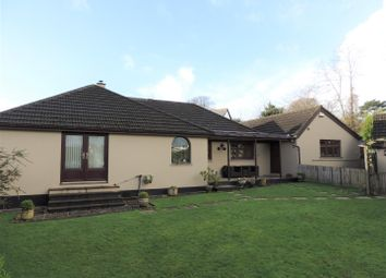 Thumbnail 5 bedroom detached bungalow for sale in Lankelly Lane, Fowey