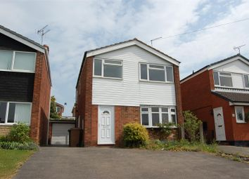 Thumbnail 3 bed detached house for sale in Hazel Dene, Great Haywood, Stafford
