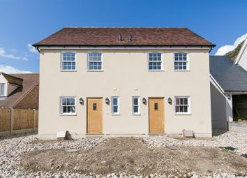 Thumbnail 2 bedroom semi-detached house for sale in Cuckoo Hill, Bures
