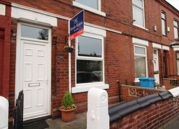 Thumbnail 2 bed terraced house to rent in Cranbrook Road, Manchester