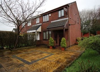 Thumbnail 3 bed terraced house for sale in Navigation Way, Blackburn