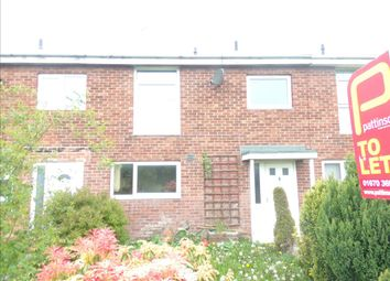 Thumbnail 3 bed terraced house to rent in Summerhouse, Ashington