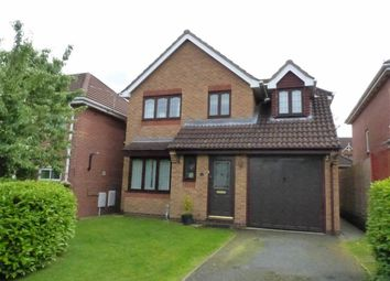 Thumbnail 3 bed detached house for sale in Blandford Drive, Northwich, Cheshire