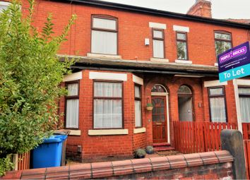 Thumbnail 3 bed terraced house to rent in Doveleys Road, Salford