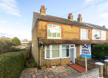Thumbnail 3 bed end terrace house for sale in Herschell Road West, Walmer, Deal