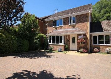 Thumbnail 3 bed detached house for sale in Mayles Lane, Wickham, Fareham
