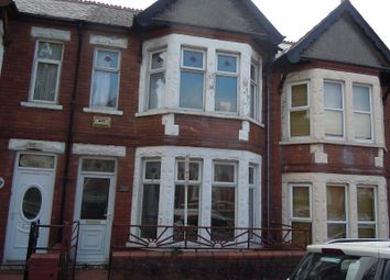 Thumbnail 4 bed property for sale in Gladstone Road, Barry