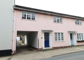 Thumbnail 3 bed terraced house to rent in Whiting Street, Bury St. Edmunds