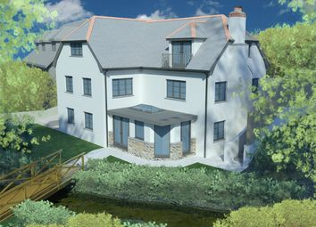 Thumbnail 4 bedroom detached house for sale in Tressa House, Perrancoombe, Perranporth, Cornwall
