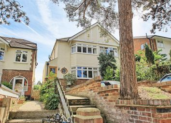 Thumbnail 3 bed semi-detached house for sale in Myddleton Road, Ware