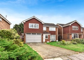 Thumbnail 4 bed detached house for sale in Nutmead Close, Bexley, Kent