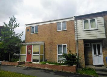 Thumbnail 3 bed end terrace house to rent in Evedon, Bracknell
