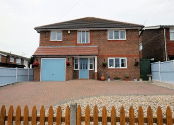 Thumbnail 4 bedroom detached house for sale in Faversham Road, Seasalter, Whitstable