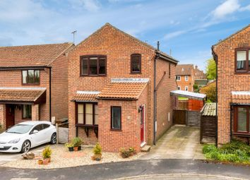 Thumbnail 3 bed detached house for sale in 34 Feversham Drive, Kirkbymoorside, York