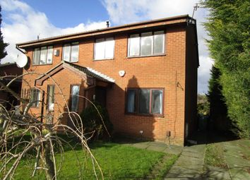 Thumbnail 3 bed semi-detached house for sale in Buckinghamshire Park Close, Shaw, Oldham