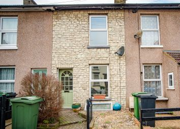 Thumbnail 2 bed terraced house to rent in Kingsley Road, Maidstone, Kent