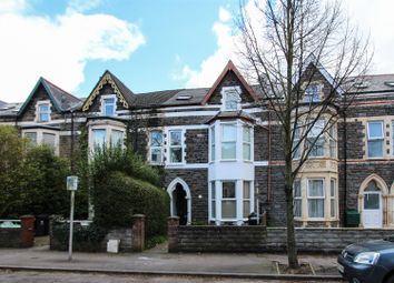 Thumbnail 5 bed block of flats for sale in Stacey Road, Roath, Cardiff