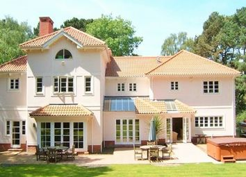 Thumbnail 5 bed detached house for sale in 39/41 Canford Cliffs Road, Poole