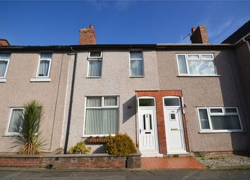 Thumbnail 2 bed terraced house to rent in New Chester Road, New Ferry, Wirral