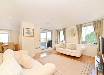 Indescon Square, London E14. 3 bed flat