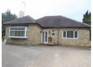 Thumbnail 3 bed bungalow to rent in Cowley Lane, Chapletown, Sheffield