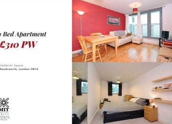 Thumbnail 1 bed flat to rent in Red Lion Square, Wandsworth High Street, London