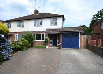 Thumbnail 4 bed semi-detached house for sale in Albion Road, Sandhurst, Berkshire