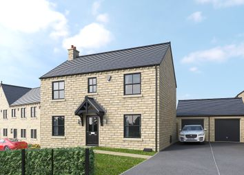 Thumbnail 4 bed detached house for sale in Meltham Grange, Meltham, Holmfirth