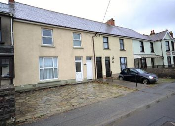 Thumbnail 4 bed terraced house for sale in Clynderwen