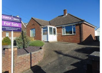 Thumbnail 2 bed detached bungalow for sale in Rodgett Crescent, Wareham