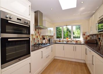 Thumbnail 4 bed link-detached house for sale in The Laurels, New Barn, Longfield, Kent