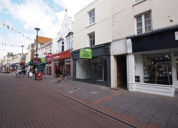 Thumbnail Retail premises to let in Montague Street, Worthing