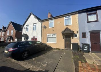 3 bed terraced house for sale in Malvern Crescent, Dudley, West Midlands DY2