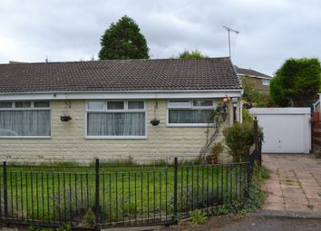 Thumbnail 2 bed semi-detached bungalow to rent in Glenrose Drive, Lidget Green, Bradford