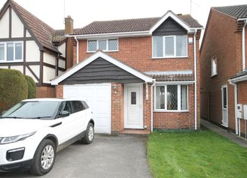 Thumbnail 3 bed detached house for sale in Lamb Close, Newark, Nottinghamshire.