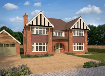 Thumbnail 5 bed detached house for sale in The Brambles, Dry Street, Basildon, Essex
