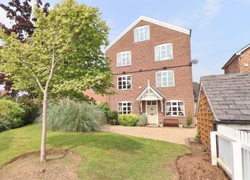 Thumbnail 6 bed detached house for sale in Hazelhurst Hall Farm, Worsley, Manchester