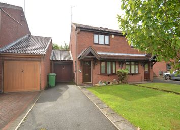 Thumbnail 2 bed semi-detached house to rent in Farm Close, Hednesford