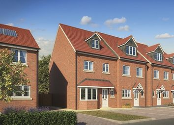 """Thumbnail 4 bed semi-detached house for sale in """"The Sonning"""" at Peacock Lane, Bracknell"""