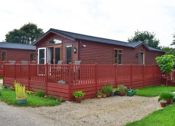 Thumbnail 2 bed lodge for sale in Yaxham Waters, Yaxham