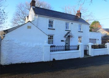 Thumbnail 4 bed cottage for sale in Stoneleigh, Crosslanes, Kilgetty, Pembrokeshire