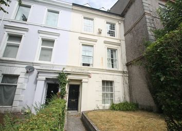 Thumbnail 3 bed flat for sale in North Road East, Plymouth